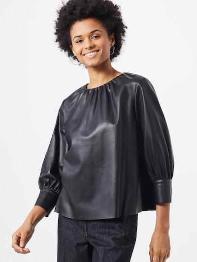 OPUS Bluse 'Fagi' in schwarz, Modelansicht