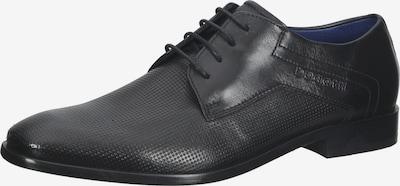bugatti Businessschuhe in schwarz, Produktansicht