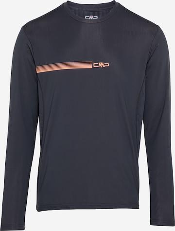 CMP Sport-Shirt in Grau