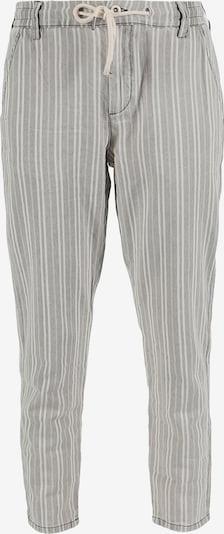 Miracle of Denim Hose in grau / weiß, Produktansicht