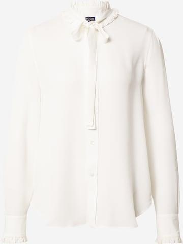 Polo Ralph Lauren - Blusa 'JUD' en blanco