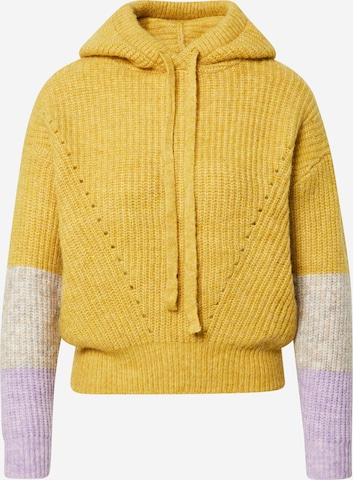 FRNCH PARIS Pullover 'Nilo' in Yellow