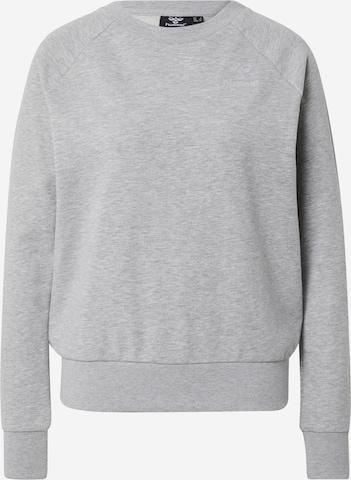 Hummel Athletic Sweatshirt 'Noni' in Grey