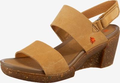 ART Sandalette in senf, Produktansicht