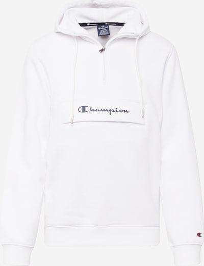 Bluză de molton Champion Authentic Athletic Apparel pe bleumarin / roșu / alb, Vizualizare produs