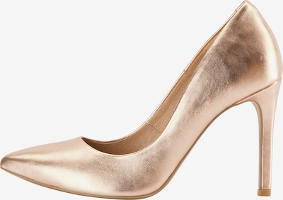 faina Pump in gold, Produktansicht