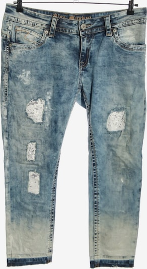 Blue Monkey Slim Jeans in 32-33 in blau, Produktansicht