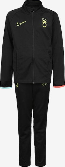 NIKE Sports suit in yellow / graphite / black, Item view