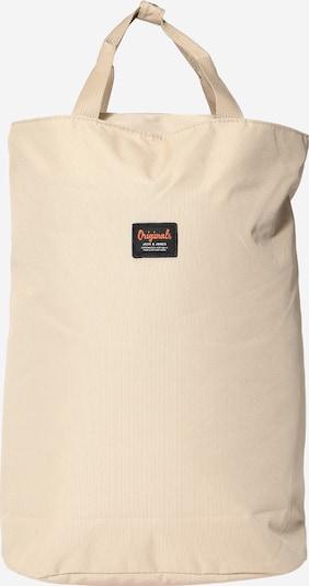 JACK & JONES Rucksack in beige, Produktansicht