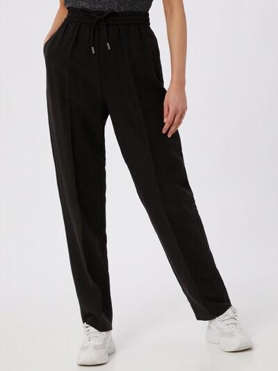 Pantaloni 'Nukana' SECOND FEMALE di colore nero, Visualizzazione modelli