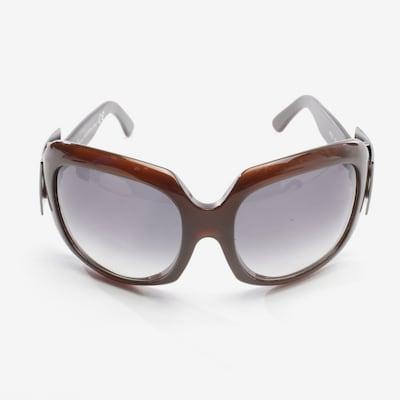 Roger Vivier Sonnenbrille in One Size in braun, Produktansicht