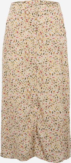 Vila Tall Skirt 'NAVIZA' in Beige / Mixed colours, Item view