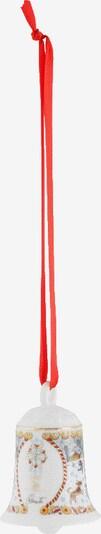 HUTSCHENREUTHER Glocke 'Winterfreuden' in mischfarben, Produktansicht