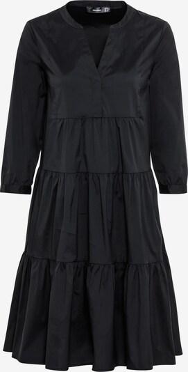 HALLHUBER Hängerkleid mit Volants in schwarz, Produktansicht