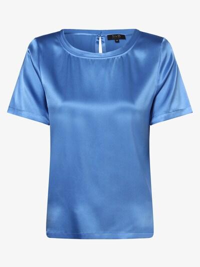 SvB Exquisit Blusenshirt in pastellblau, Produktansicht