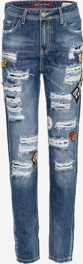 CIPO & BAXX Jeans 'Ripped' in blau, Produktansicht