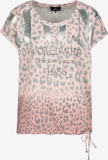 monari Shirt in de kleur Rosa / Zilver, Productweergave