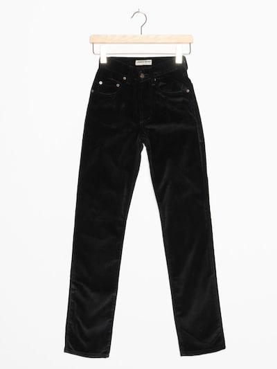 James Dean Samthose in M-L/31 in schwarz, Produktansicht