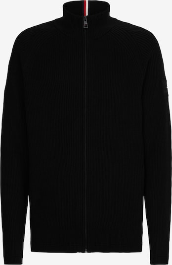Tommy Hilfiger Tailored Knit Cardigan in Black, Item view