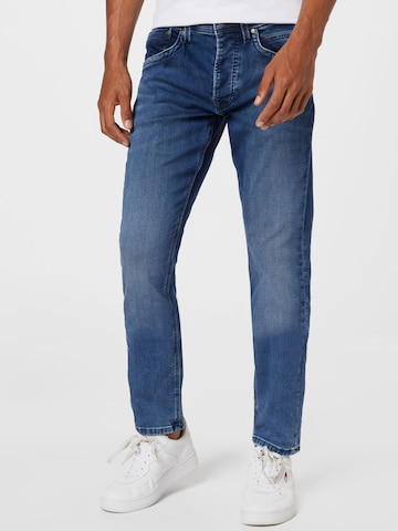 Pepe Jeans Jeans 'Track' in Blue
