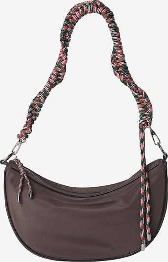 BeckSöndergaard Ručna torbica 'Relon Moon' u smeđa / zelena / crvena / bijela, Pregled proizvoda