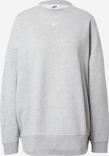szürke melír Nike Sportswear Tréning póló, Termék nézet
