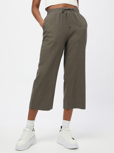 Freequent Hose 'LAVA' in khaki, Modelansicht