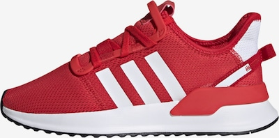 ADIDAS ORIGINALS Sneaker 'U_Path Run' in rot / weiß, Produktansicht