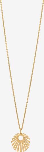 Nordahl Jewellery Chaîne 'Sun52' en or, Vue avec produit