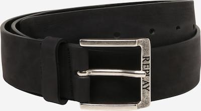 REPLAY Gürtel in schwarz, Produktansicht