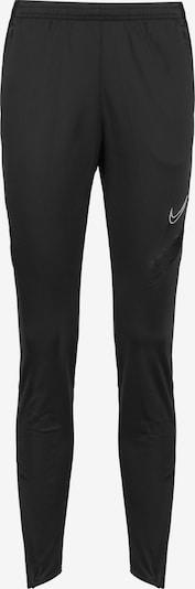 NIKE Trainingshose in schwarz / weiß, Produktansicht