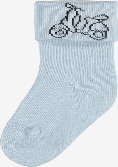 NAME IT Sokken 'Heino' in de kleur Navy / Lichtblauw, Productweergave