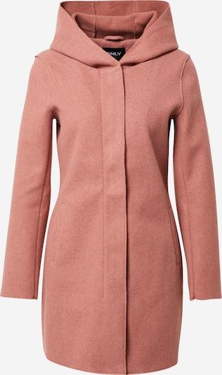 ONLY Between-seasons coat 'SIRI' in Dusky pink, Item view