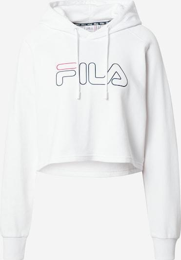 FILA Sportovní mikina 'JANA' - petrolejová / červená / bílá, Produkt
