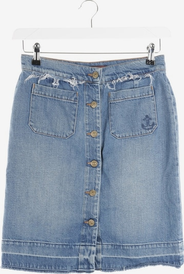 7 for all mankind Jeansrock in S in blau, Produktansicht