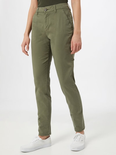 s.Oliver Chinohose in khaki, Modelansicht