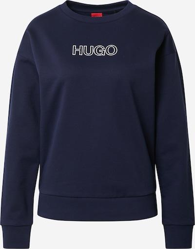 HUGO Sweatshirt 'Nakira 3' in Dark blue / White, Item view