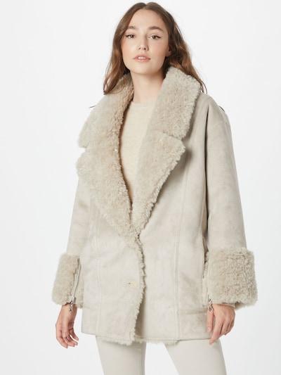 Palton de iarnă 'GIUBBOTTO' PATRIZIA PEPE pe alb lână, Vizualizare model