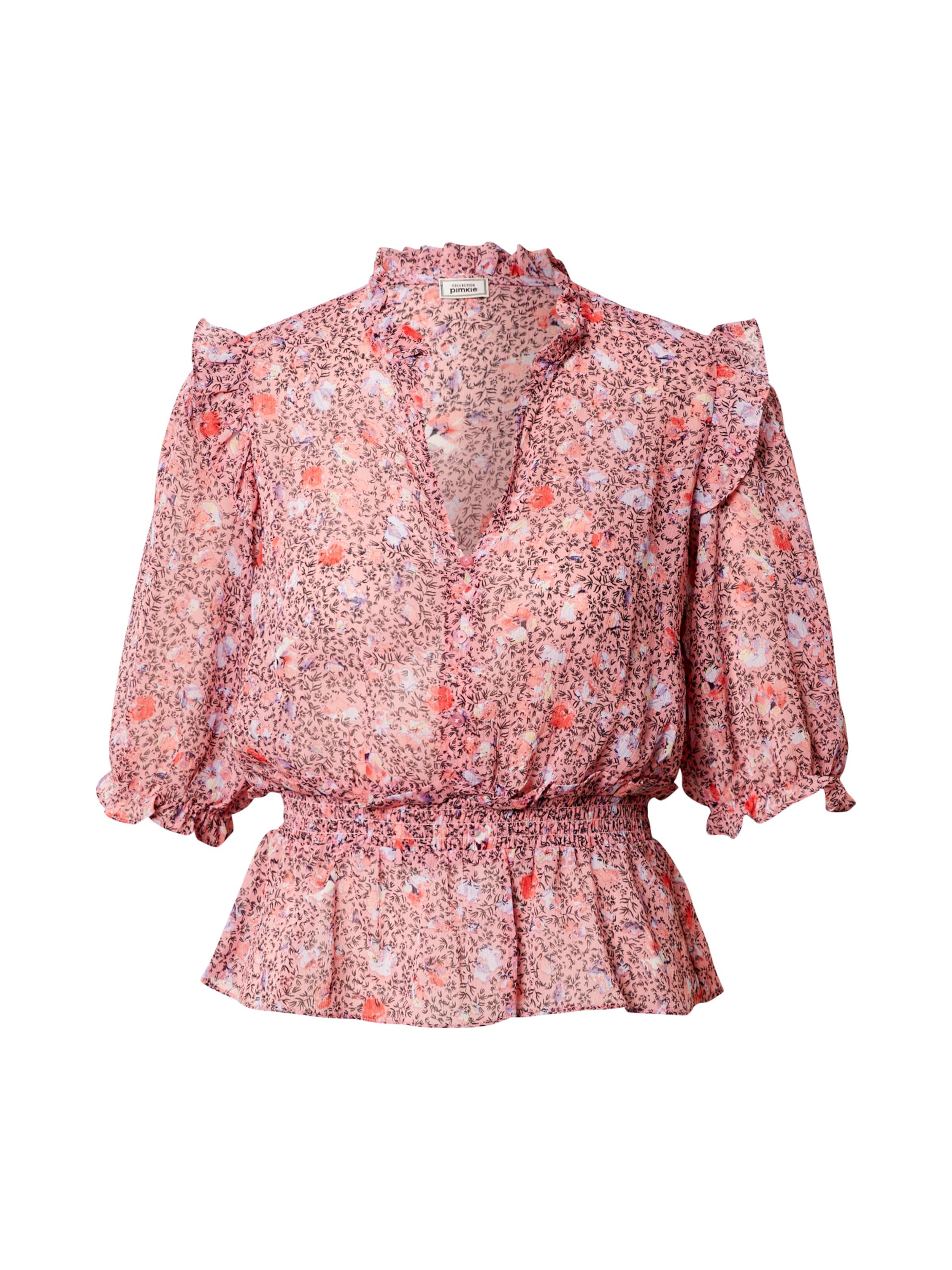 Pimkie Bluse in mischfarben / pink