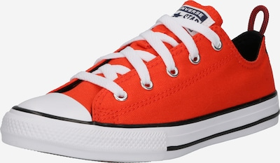 CONVERSE Sneaker 'CTAS OX' in navy / orange / weiß, Produktansicht
