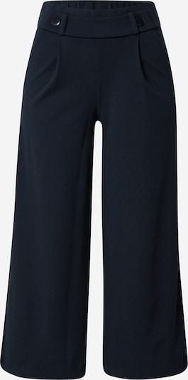 JDY Pantalon à pince en bleu foncé, Vue avec produit