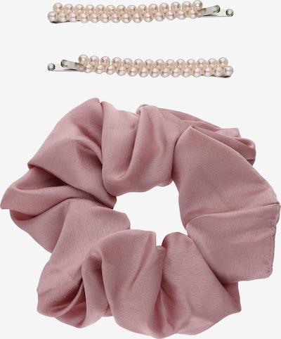Six Jewelry Set in Cream / Dusky pink, Item view