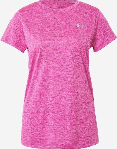UNDER ARMOUR T-Shirt in dunkelpink, Produktansicht