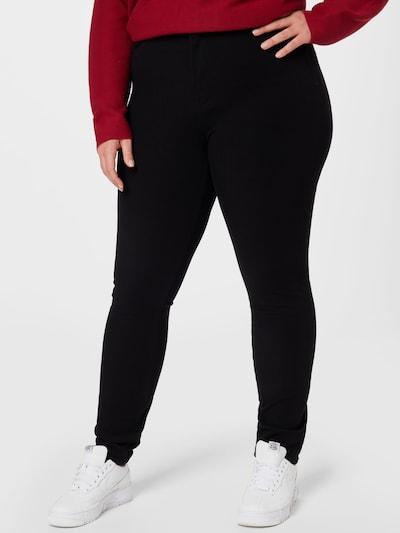 Tommy Hilfiger Curve Hose in schwarz, Modelansicht