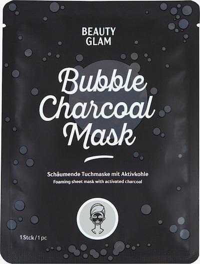 Beauty Glam 'BUBBLE CHARCOAL MASK' Gesichtsreinigung in schwarz, Produktansicht