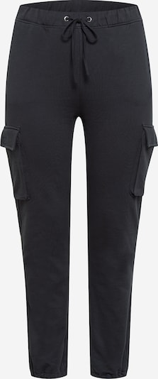 Vero Moda Curve Pantalón cargo en negro, Vista del producto