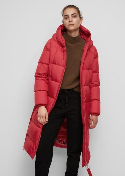 Marc O'Polo Mantel in rot, Modelansicht