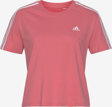 ADIDAS PERFORMANCE T-Shirt in Pink