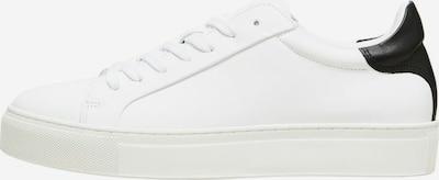 Sneaker low SELECTED FEMME pe negru / alb, Vizualizare produs