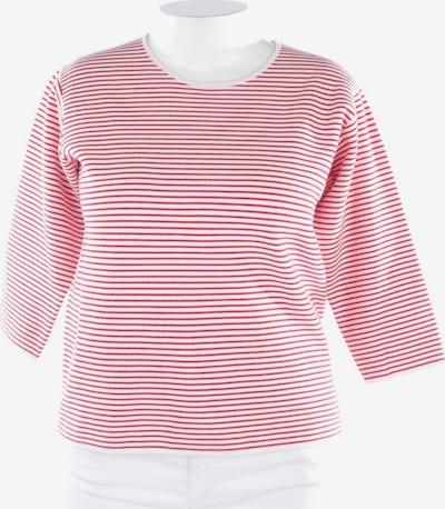 BLOOM Pullover  in XL in rot / weiß, Produktansicht